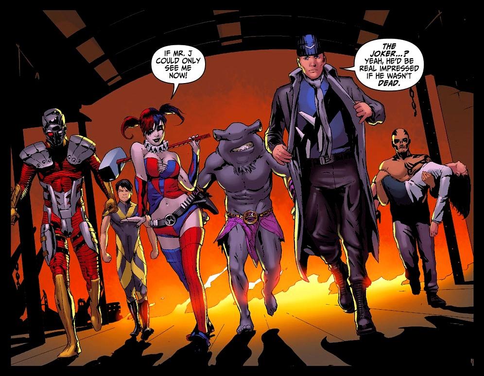 «Suicide Squad»: Reparto confirmado para lo nuevo de David Ayer