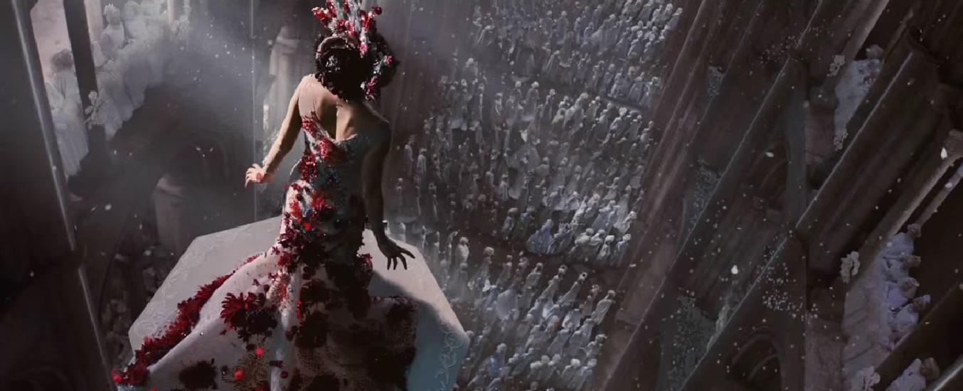 """""""El destino de Júpiter"""": La fantasía de ser reina"""