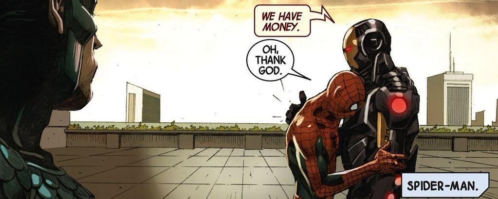 El regreso del hijo pródigo: Spiderman vuelve a Marvel