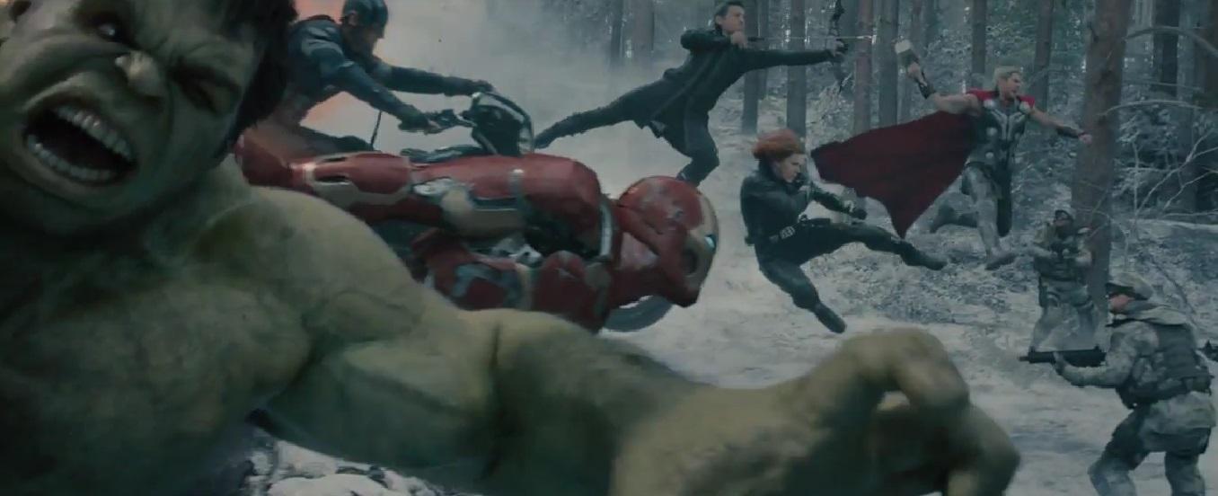 """""""Los Vengadores: La Era de Ultron"""": El gran desafío"""