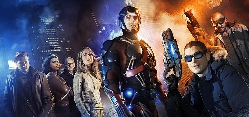 """""""DC's Legends of Tomorrow"""", el spin-off de """"Arrow"""" y """"The Flash"""""""