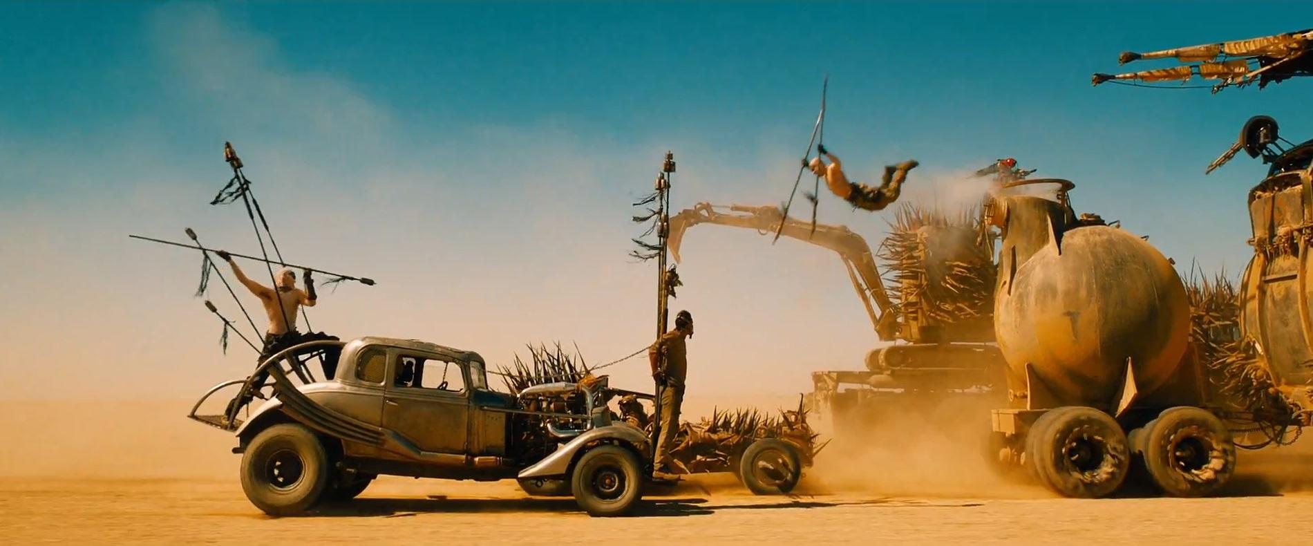 """Mad Max: Fury Road"""" La locura al volante – Toma 5"""