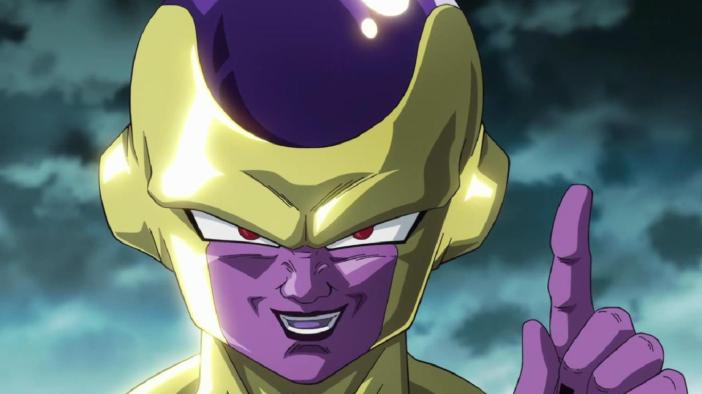 «Dragon Ball Z: La resurrección de F»: Galería de posters