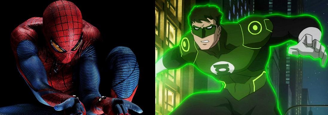 Ya tenemos un nuevo Peter Parker…¿Y también otro Linterna Verde?