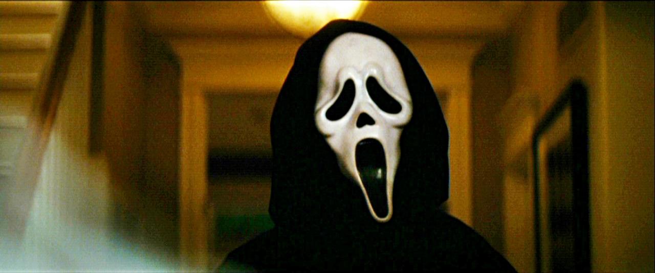 """Se conoció la nueva máscara de """"Scream"""""""