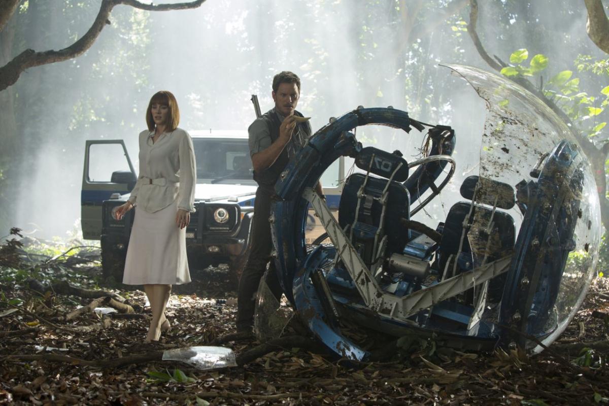 «Jurassic World»: No han reparado en gastos ni en espíritu