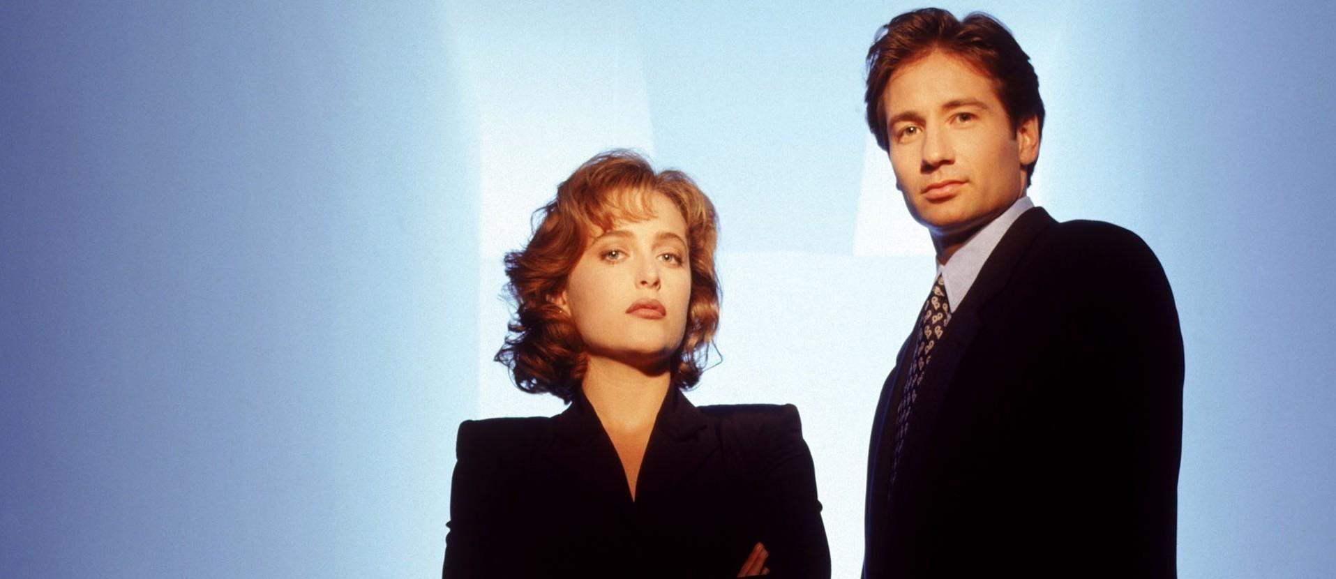 """Primeras imágenes del regreso de """"The X-Files"""""""