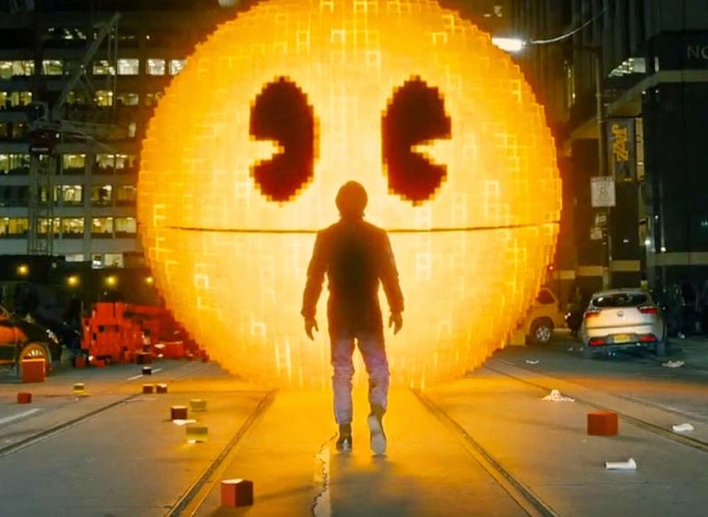 «Pixeles»: La revancha de los gamers