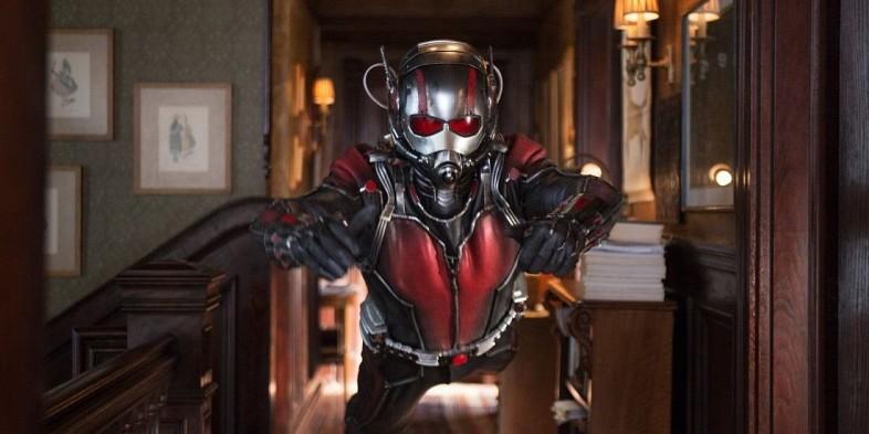 """Ant-Man: El Hombre Hormiga"": Trabajo de hormiga"