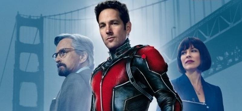 «Ant-Man»: Galería de posters