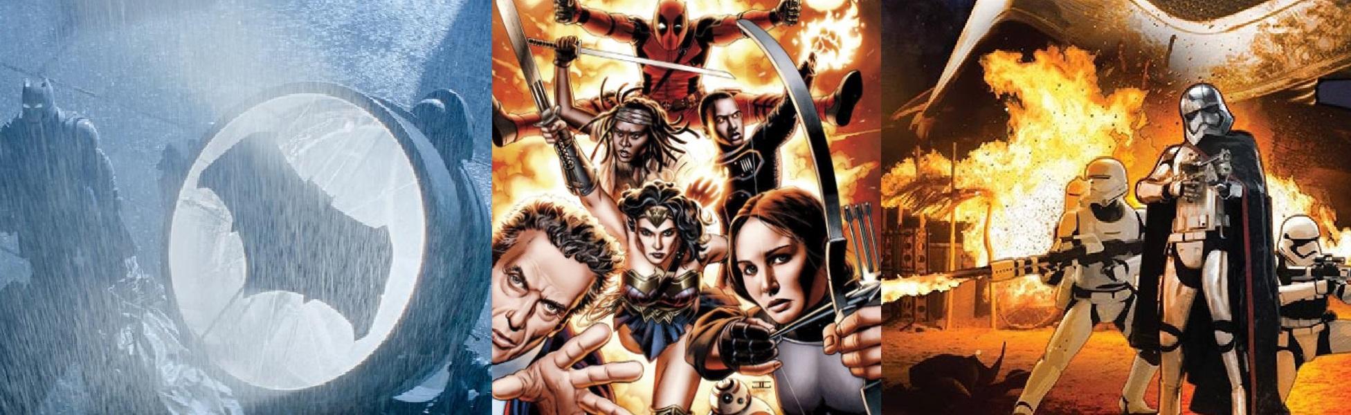 «Comic-Con 2015»: Lo que se viene en Cine