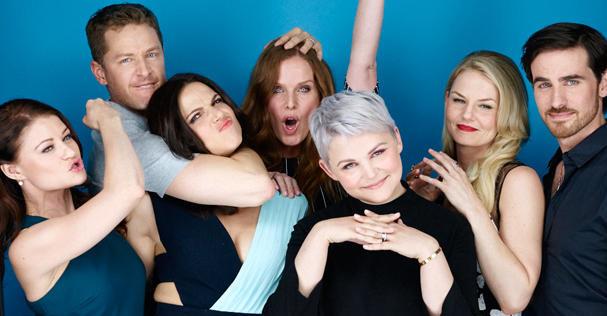 """Top 5: Lo que veremos en la quinta temporada de """"Once Upon a Time"""""""