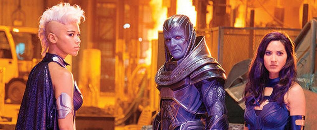 «X-Men: Apocalypse»: Primeras imágenes + Panel Comic-Con 2015