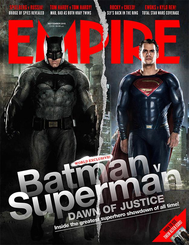 «Batman V. Superman»: 5 grandes rumores y nuevas imágenes del film