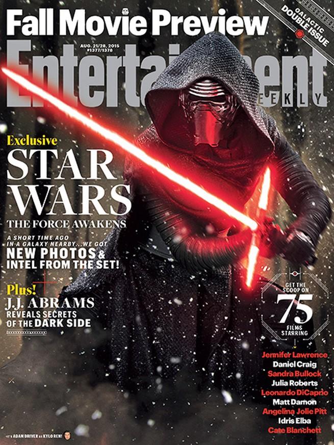 «Star Wars: El despertar de la fuerza»: Más novedades del film