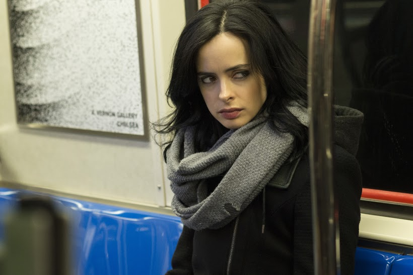 "Conocé al elenco de ""Marvel's Jessica Jones"""
