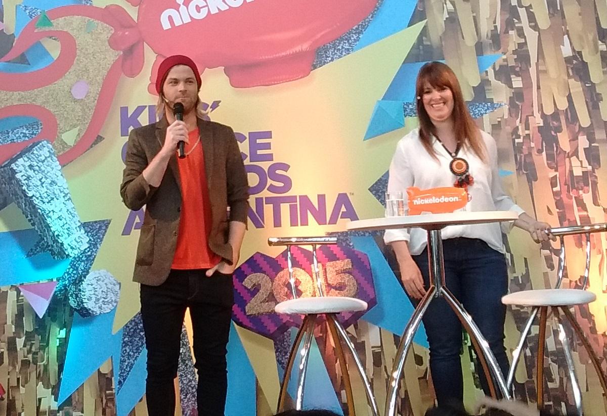"""Los nominados a los """"Kids Choice Awards Argentina 2015"""""""