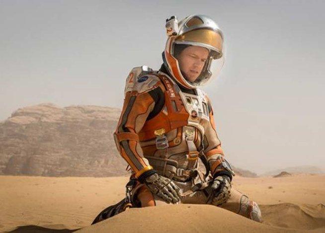 «Misión Rescate»: Hay vida en Marte