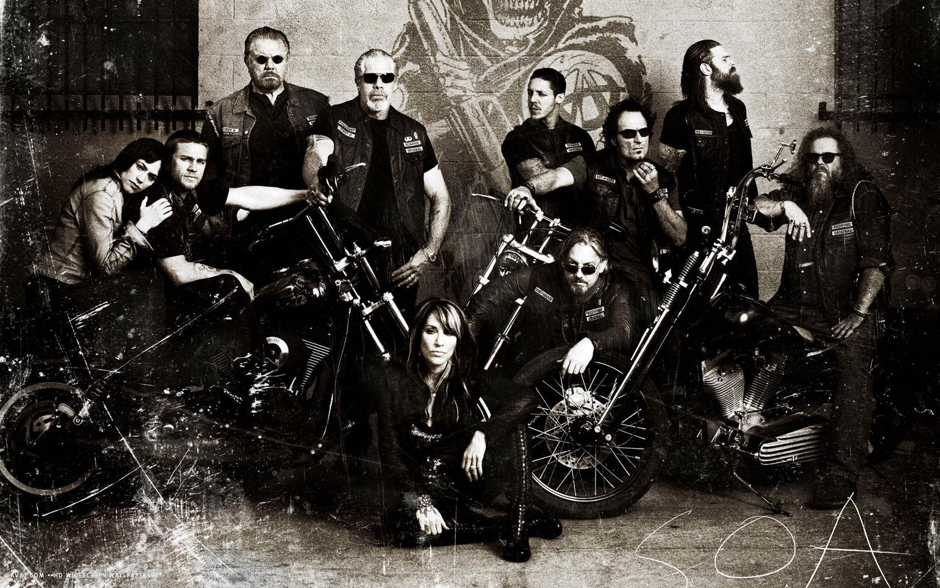 Sons Of Anarchy Tendrá Su Spin Off Toma 5
