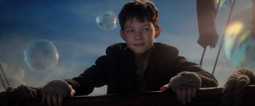 """""""Peter Pan"""": El elegido"""