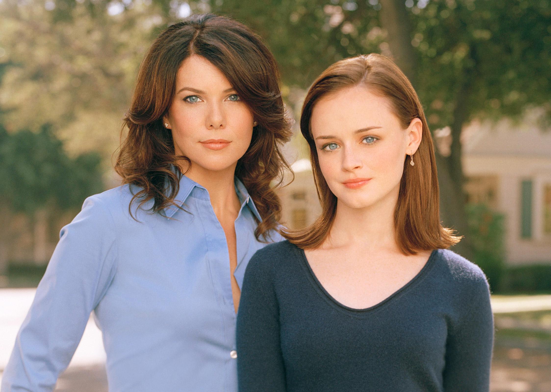 "Vuelve ""Gilmore Girls"" con cuatro episodios estreno"