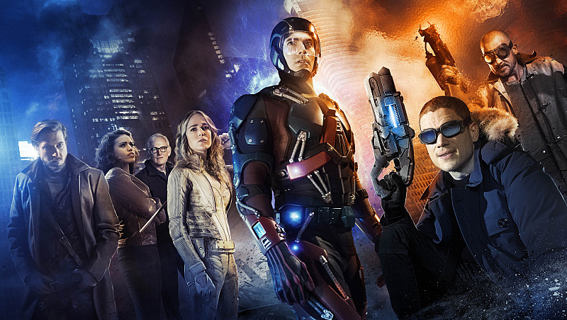"""Legends of Tomorrow"" se estrena en enero"