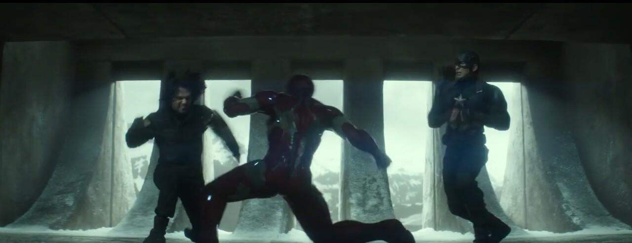 «Capitán América: Civil War»