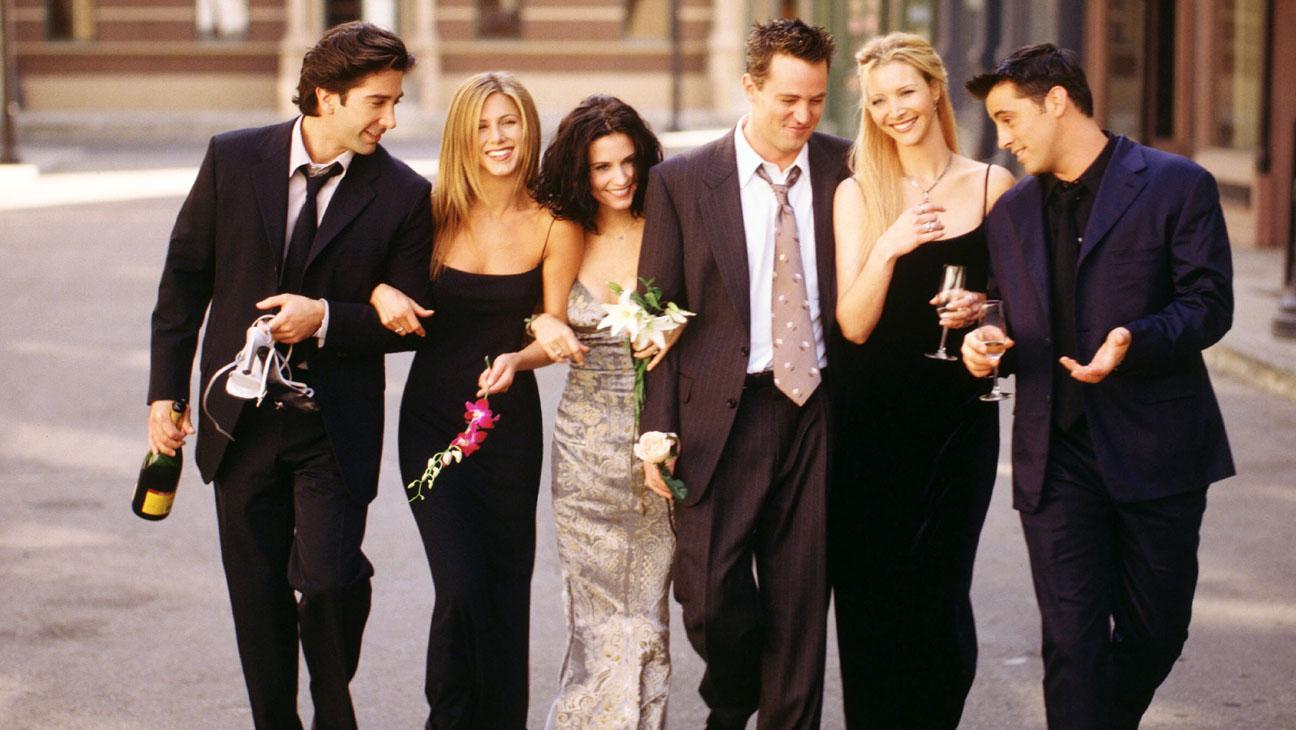 """Vuelve a reunirse el elenco de """"Friends"""""""