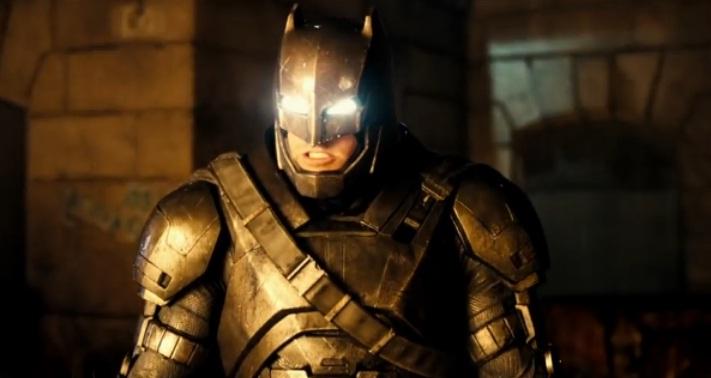 «Batman V. Superman: El origen de la justicia»: Día y noche