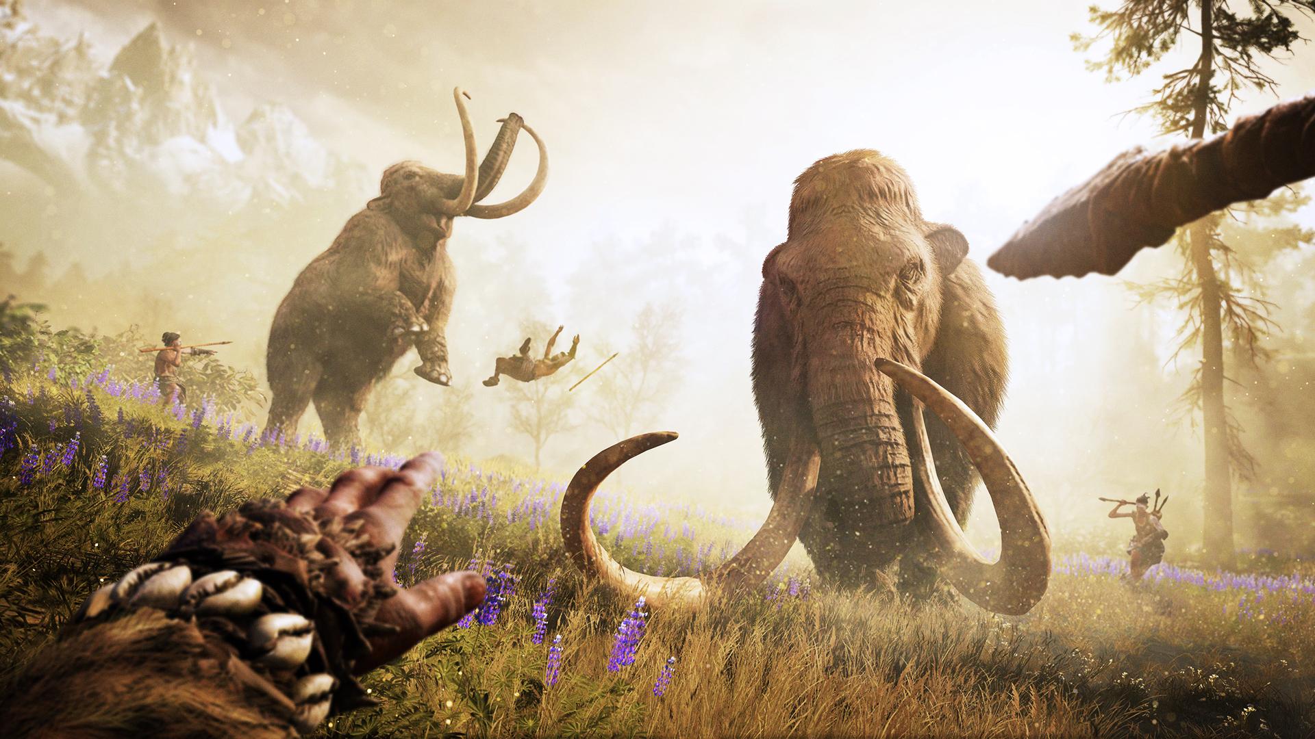 «Far Cry Primal»: Un viaje salvaje al pasado