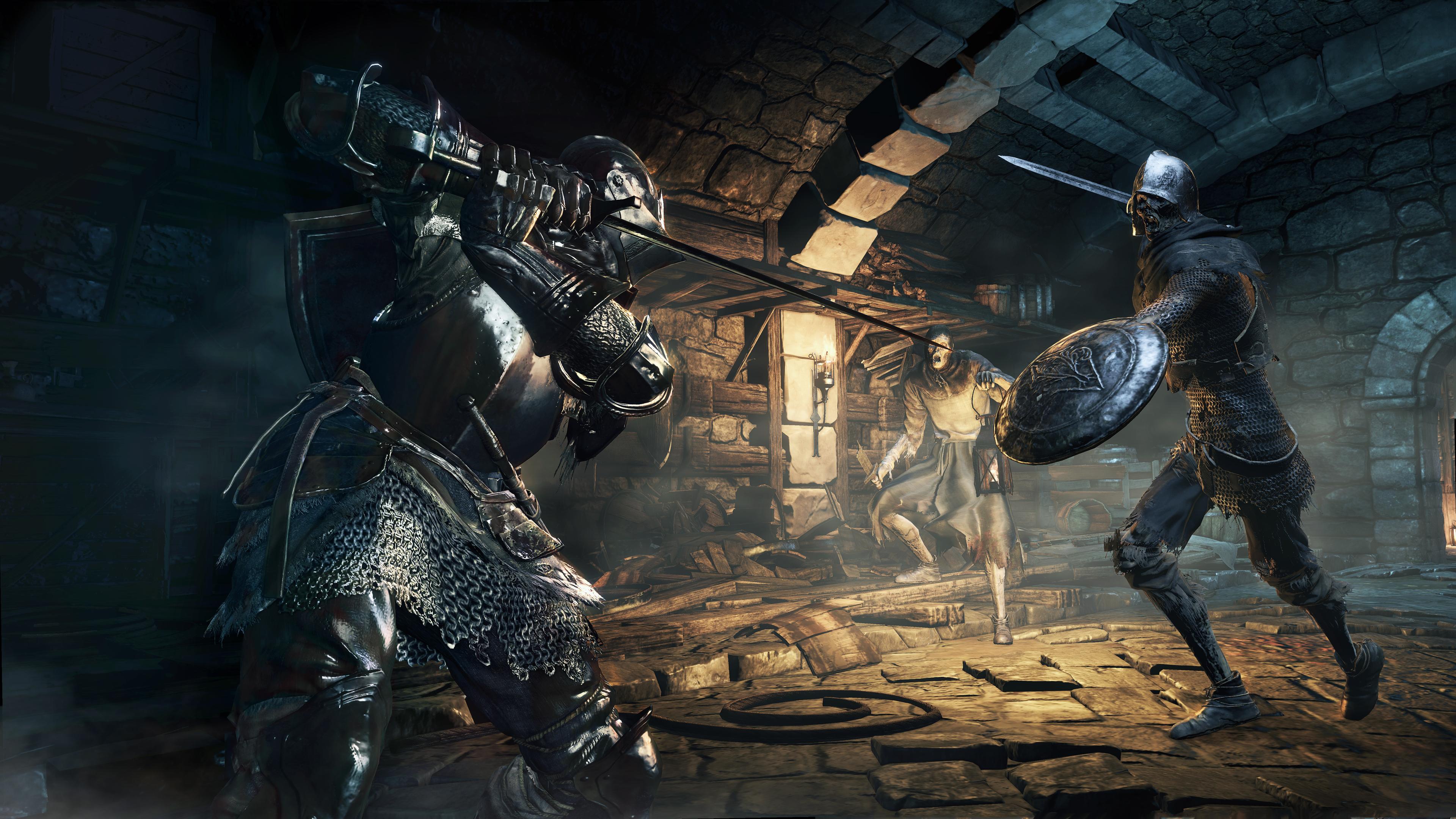 """""""Dark Souls 3"""": No apto para noobs"""