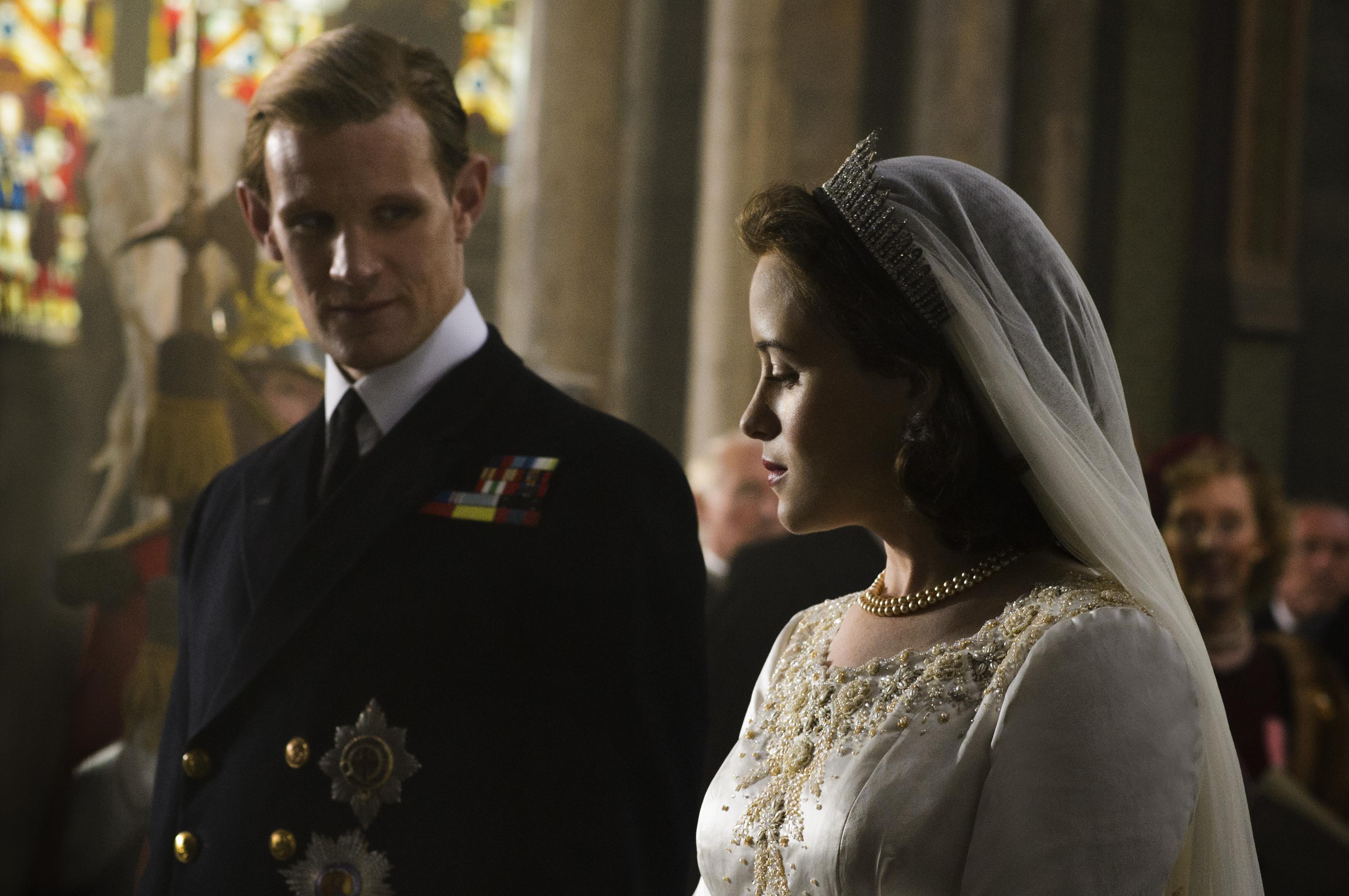 """""""The Crown"""" llegará a Netflix el 4 de noviembre"""