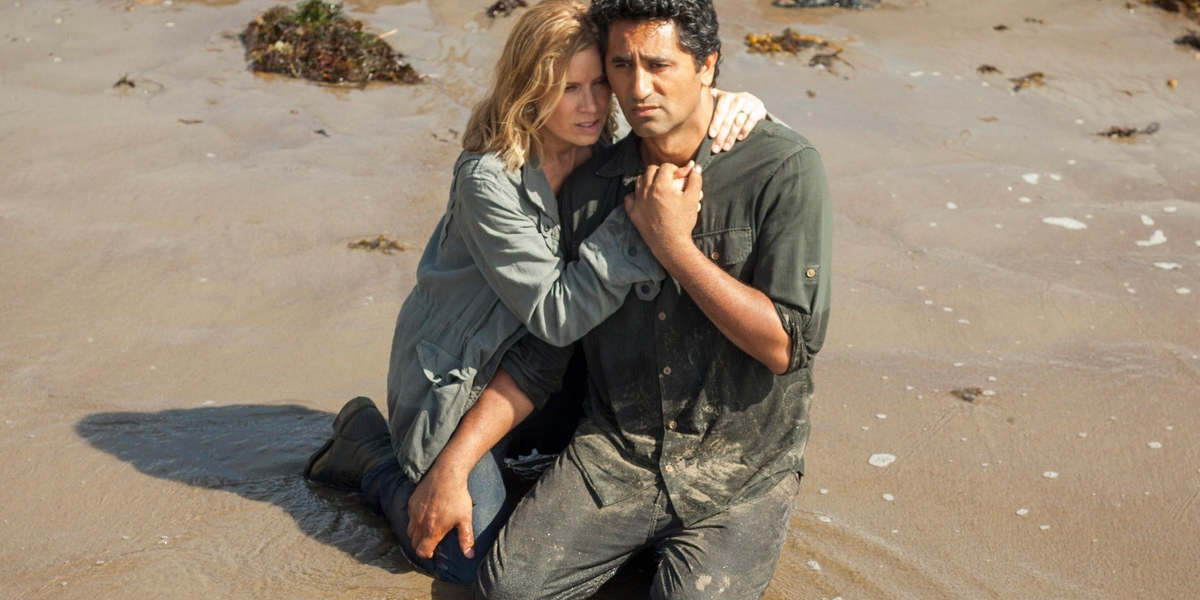 """Fear the Walking Dead"" renueva por una tercera temporada"