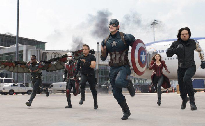 «Capitán América: Civil War»: Los grises de Marvel