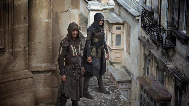 """Más imágenes y nueva información sobre """"Assassin's Creed"""""""