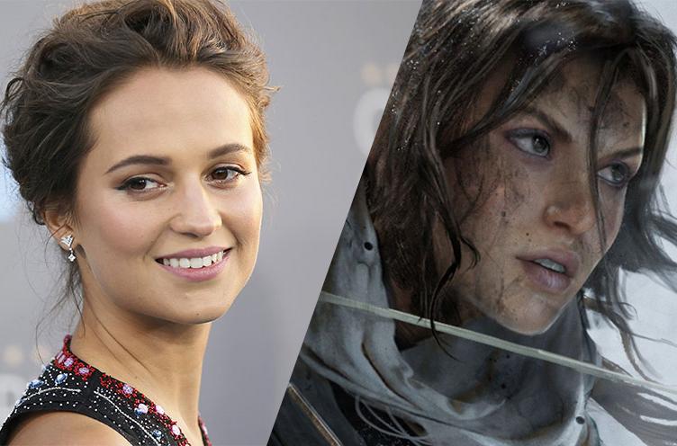 Tomb Raider con Alicia Vikander llegará en marzo de 2018