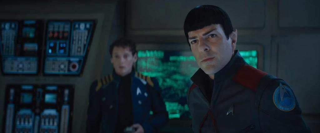 Revelado nuevo tráiler de Star Trek: Beyond