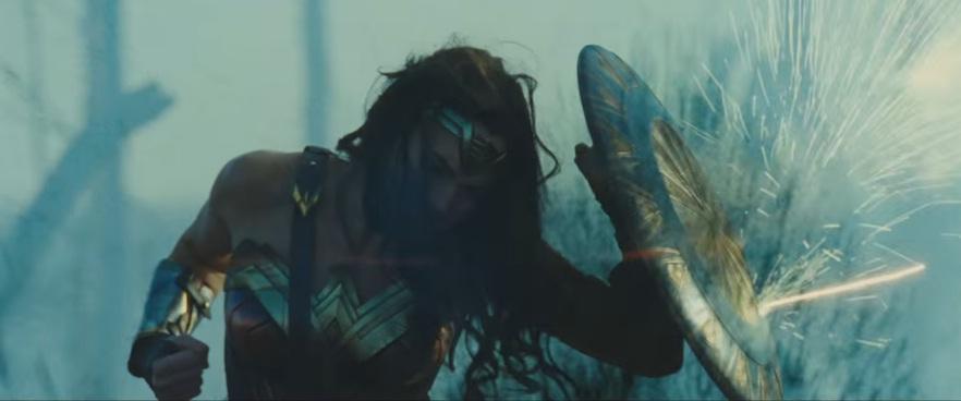 «Mujer Maravilla»
