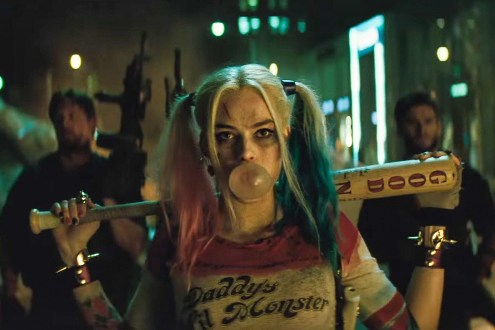 Suicide Squad: Nuevos posters de personaje