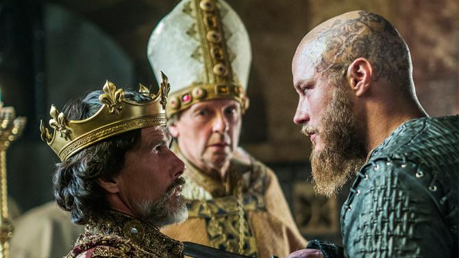 """""""Vikings"""" lanzó el adelanto de su regreso"""