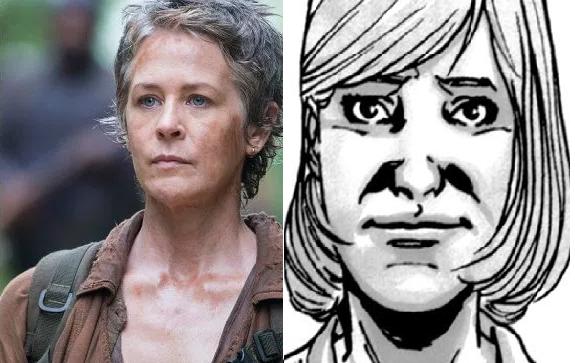 """Cinco personajes que ya deberían haber muerto en """"The Walking Dead"""""""