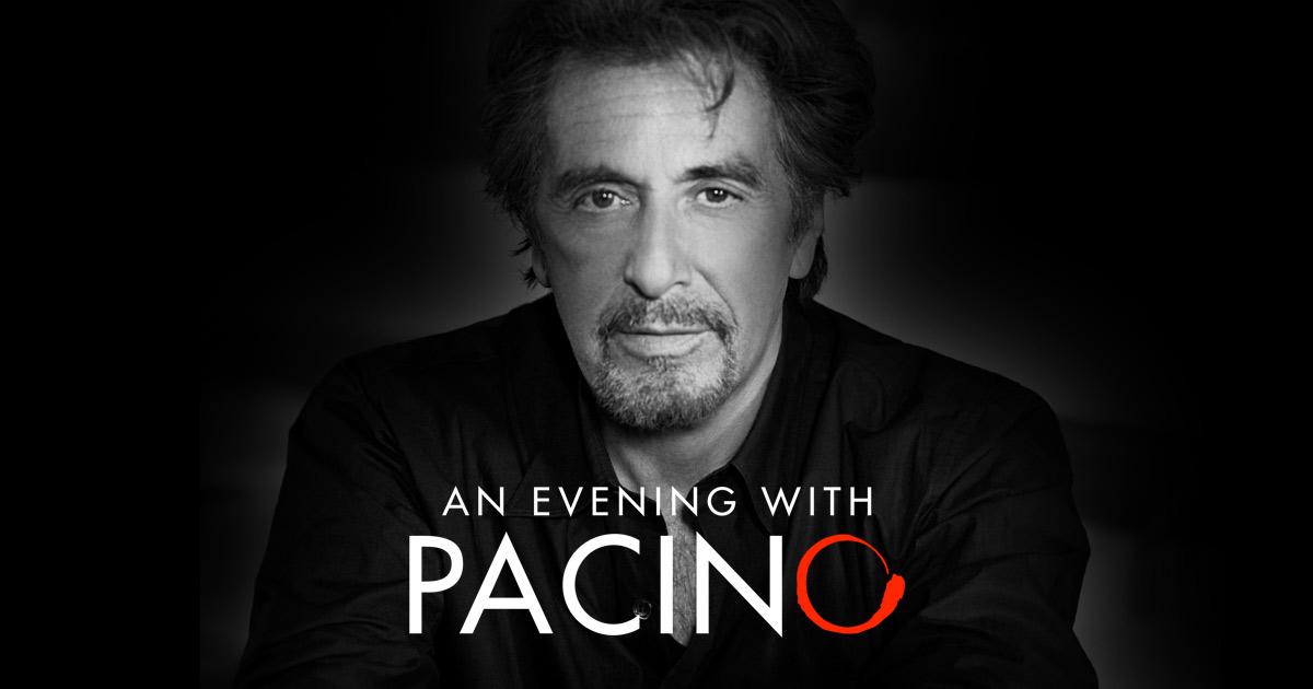 Al Pacino brindó una velada mágica en el Teatro Colón