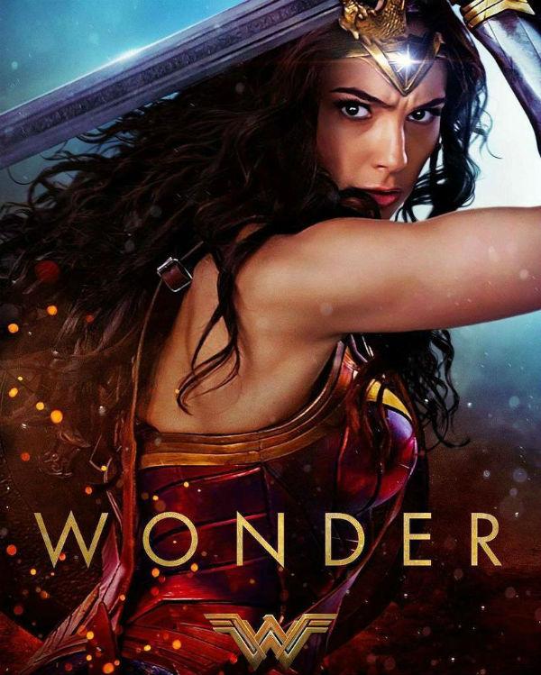 Se lanza nuevo tráiler de «Wonder Woman»