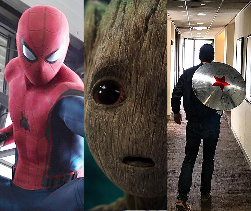 Novedades de Marvel: trailers, filtraciones y pistas