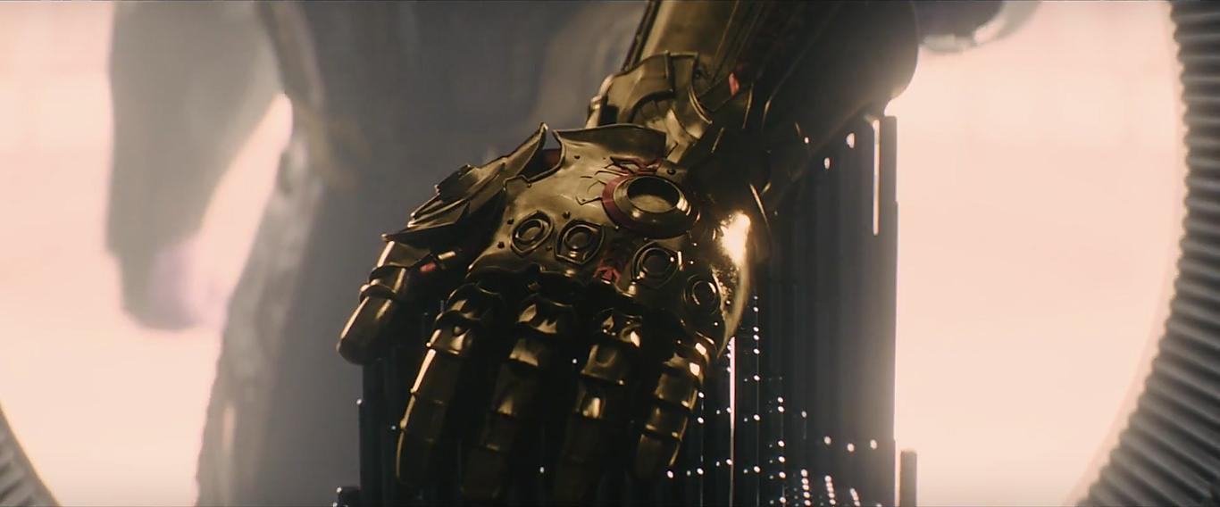 Primer adelanto de «Avengers: Infinity War»