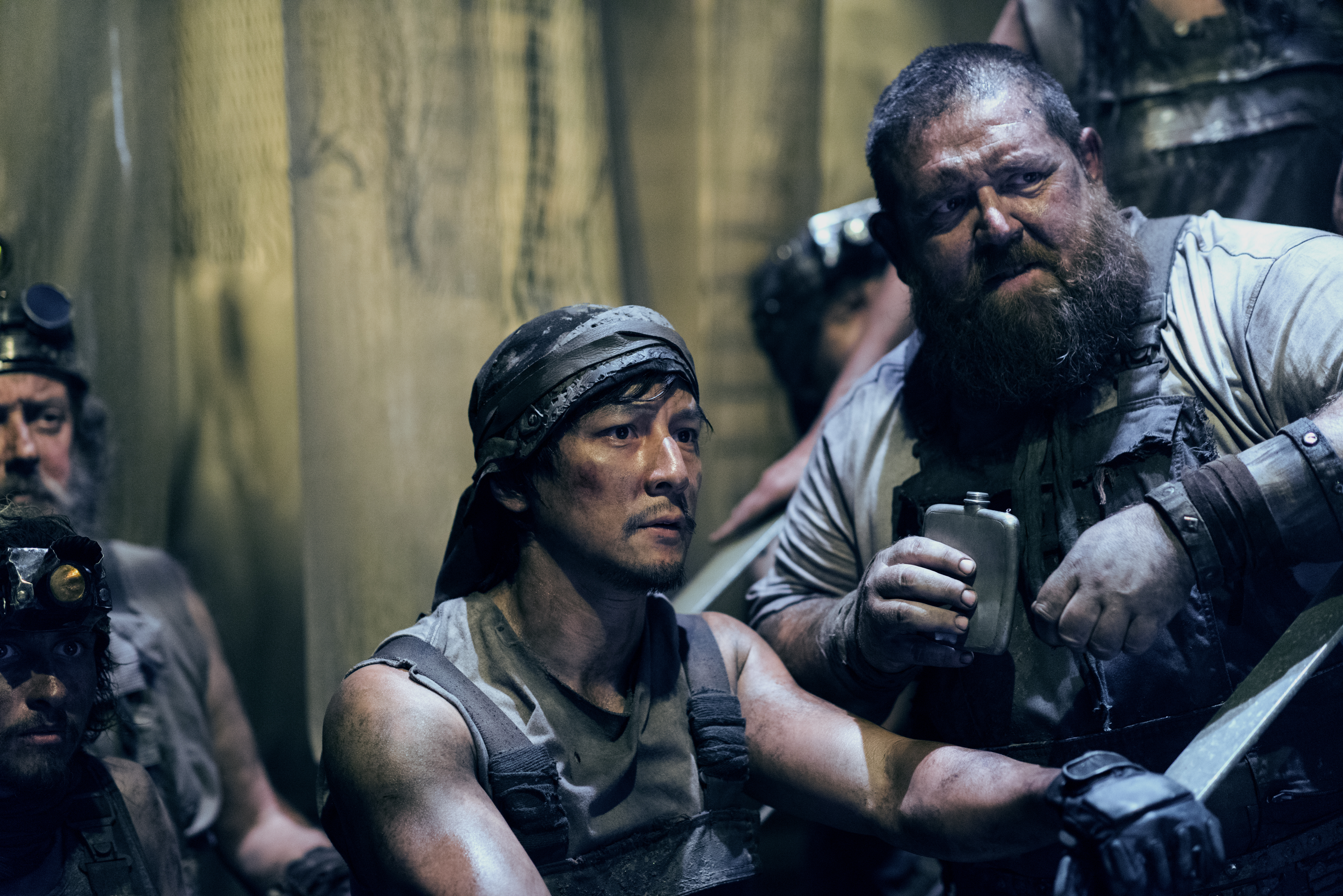 """Into The Badlands"": ¿Qué ocurrió en la primera temporada?"