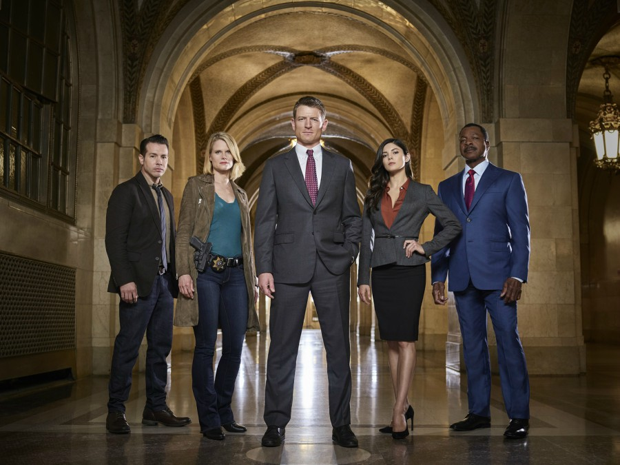 Mañana llega «Chicago Justice» a Universal Channel