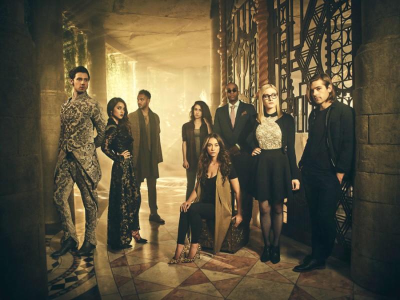 Mañana regresa «The Magicians» con su segunda temporada