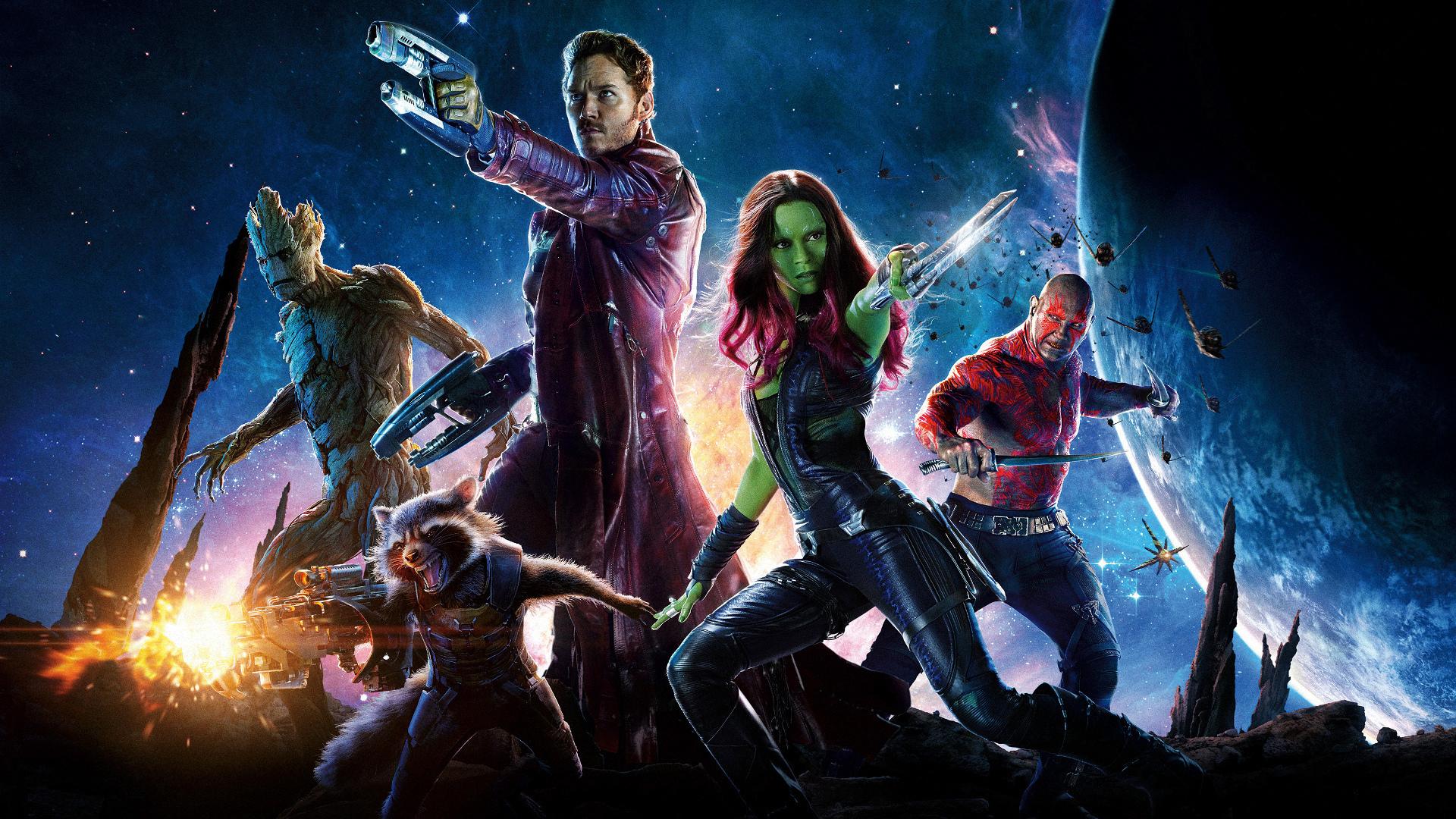 «Guardianes de la Galaxia 2»: Más aventuras por el universo
