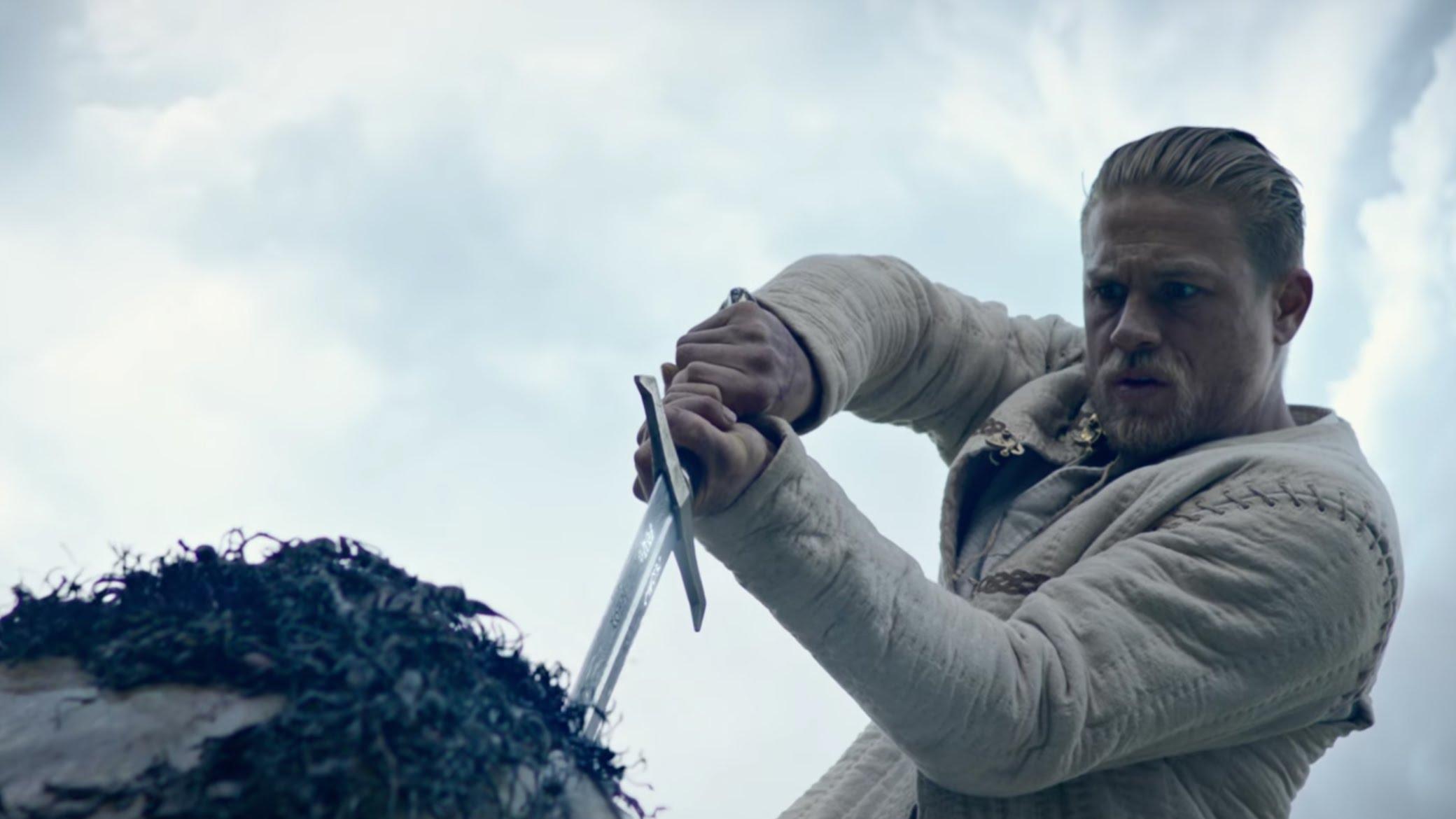 «El Rey Arturo, la leyenda de la espada»: Un viaje medieval cargado de acción